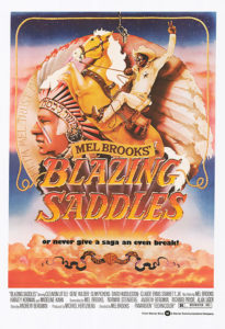 blazingsaddlesposteroriginal