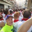 Bucket list run-with-the-bulls in Spain