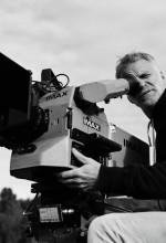 "Cinematographer André Turpin on set of Adele's  new music video, ""Hello"" Photo : Shayne Laverdière"