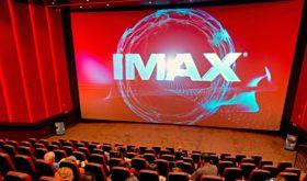 IMAX aboard Carnival Cruise ship