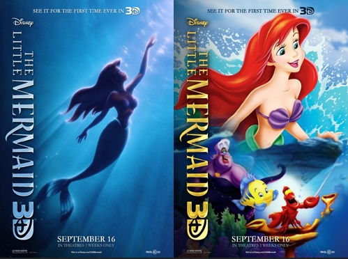 LittleMermaid3Dposter
