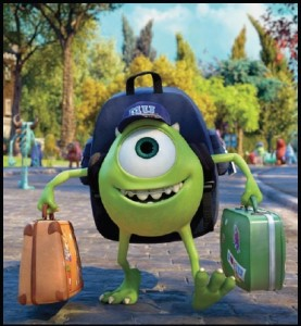 Monsters University 3D June 21