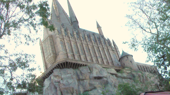 Harry Potter World sneak peek – Hollywood in Hi-Def