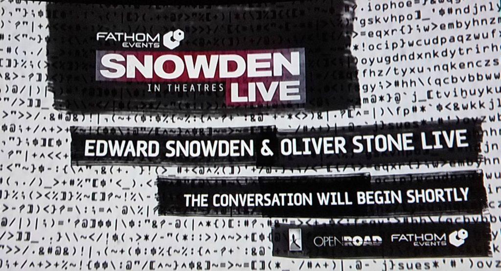 snowdenliveshortly
