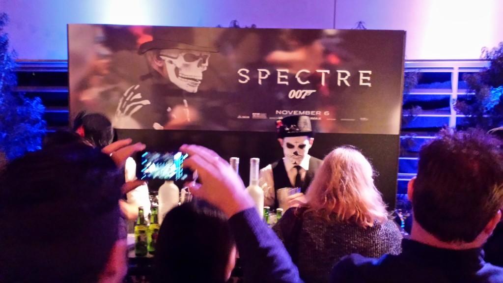 Spectre11-4-15ReceptionSpectreBar