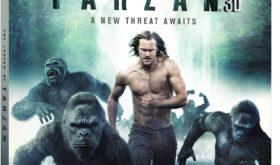 Tarzan swings to Blu-ray 3D, Ultra HD Oct. 11