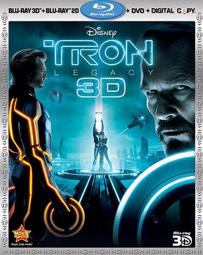 Tron Efsanesi - TRON Legacy | 2010 |1080p | 3D H-SBS | DUAL (TR-ENG)