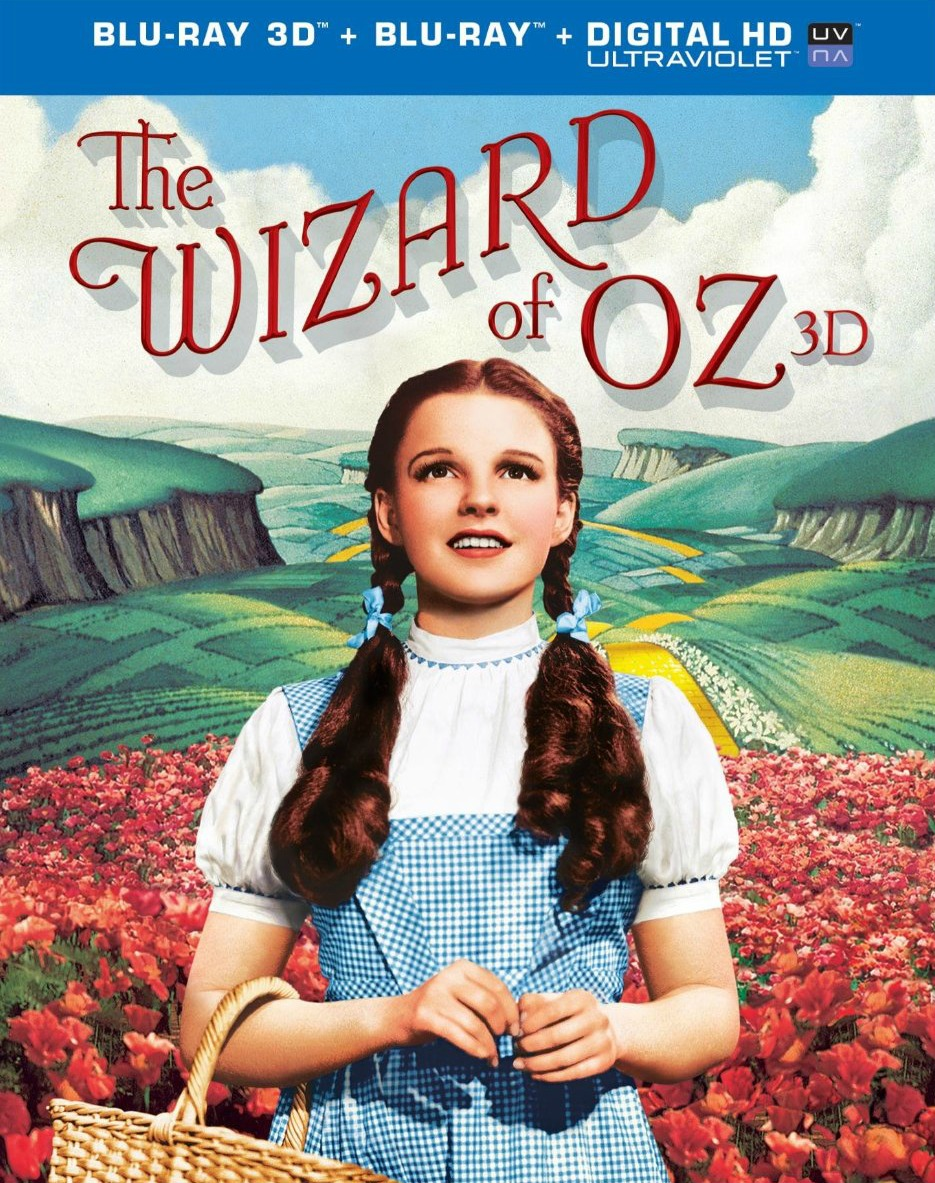 Wizard Of Oz House Of Wax Pop On Blu Ray 3d Hollywood