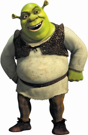 Samsung will be releasing the Shrek series in 3D for Blu-ray this year.