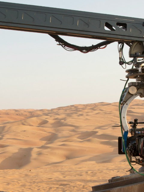 Cast, crew: IMAX a Star Wars Force